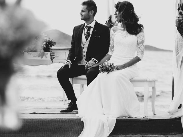 La boda de Marta y Ivan en La Manga Del Mar Menor, Murcia 21