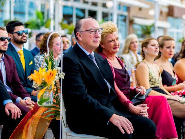 La boda de Marta y Ivan en La Manga Del Mar Menor, Murcia 26
