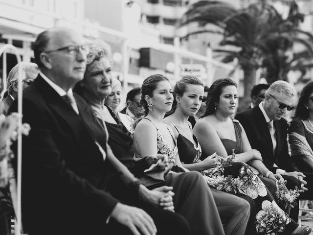 La boda de Marta y Ivan en La Manga Del Mar Menor, Murcia 30