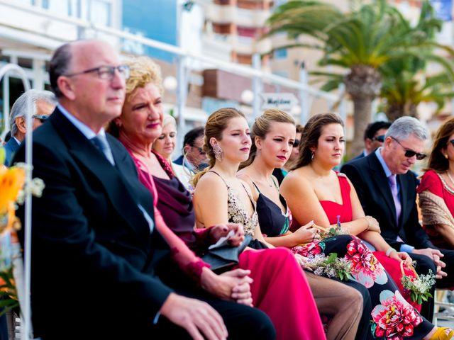 La boda de Marta y Ivan en La Manga Del Mar Menor, Murcia 32