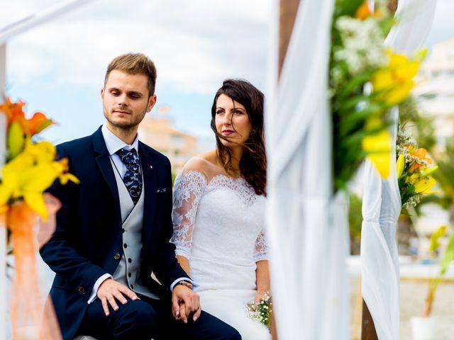 La boda de Marta y Ivan en La Manga Del Mar Menor, Murcia 34