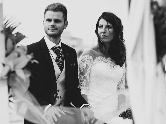 La boda de Marta y Ivan en La Manga Del Mar Menor, Murcia 35