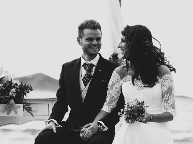 La boda de Marta y Ivan en La Manga Del Mar Menor, Murcia 36