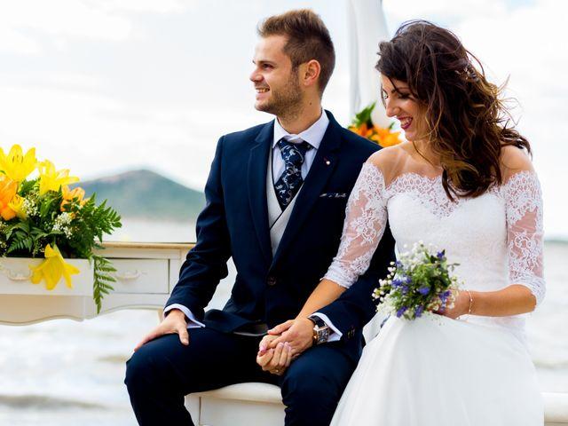 La boda de Marta y Ivan en La Manga Del Mar Menor, Murcia 37