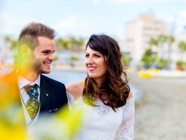 La boda de Marta y Ivan en La Manga Del Mar Menor, Murcia 38