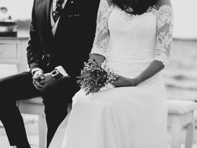 La boda de Marta y Ivan en La Manga Del Mar Menor, Murcia 39