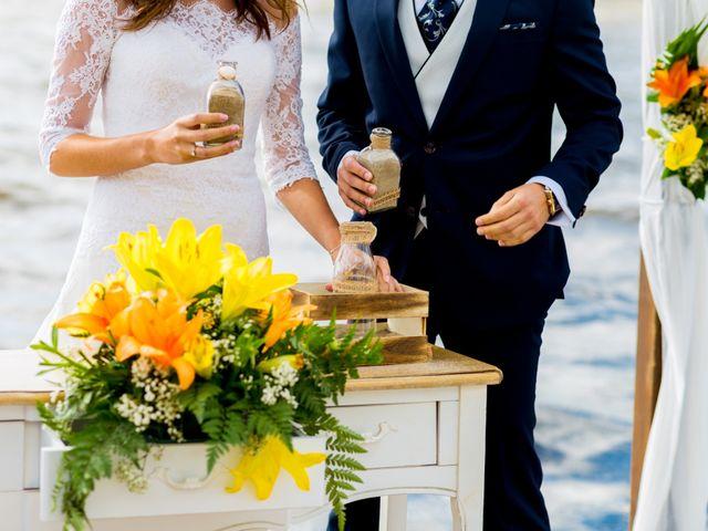 La boda de Marta y Ivan en La Manga Del Mar Menor, Murcia 40