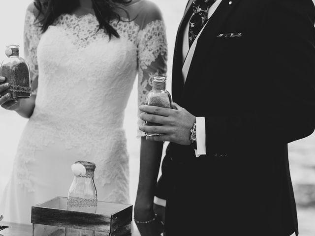 La boda de Marta y Ivan en La Manga Del Mar Menor, Murcia 42