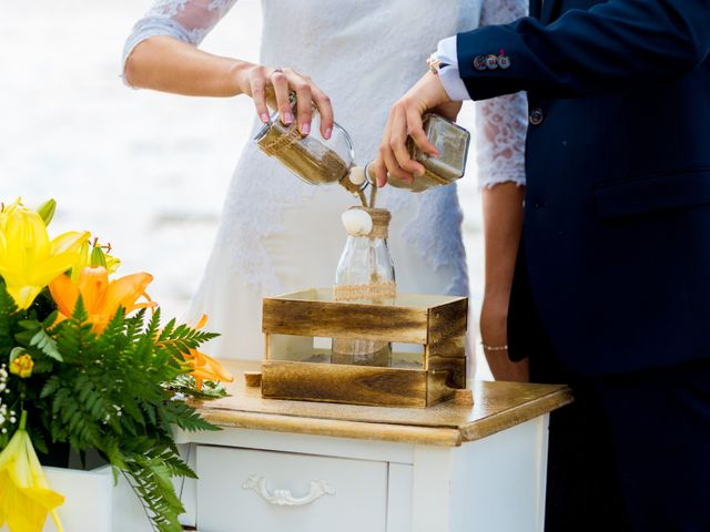 La boda de Marta y Ivan en La Manga Del Mar Menor, Murcia 43