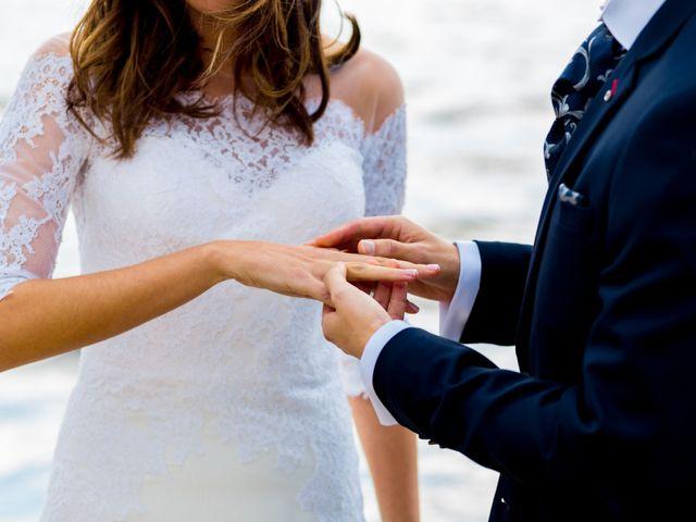 La boda de Marta y Ivan en La Manga Del Mar Menor, Murcia 46