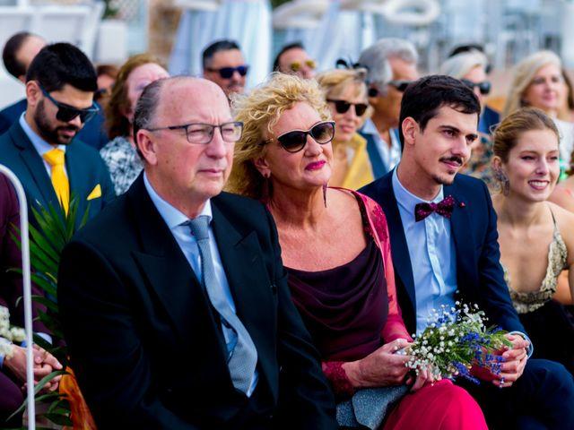 La boda de Marta y Ivan en La Manga Del Mar Menor, Murcia 48