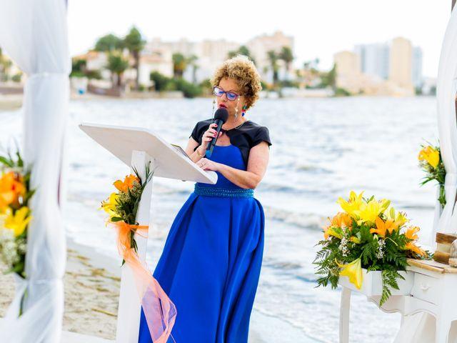 La boda de Marta y Ivan en La Manga Del Mar Menor, Murcia 49