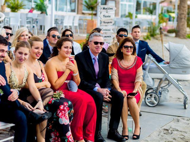 La boda de Marta y Ivan en La Manga Del Mar Menor, Murcia 50