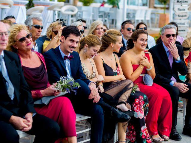 La boda de Marta y Ivan en La Manga Del Mar Menor, Murcia 53
