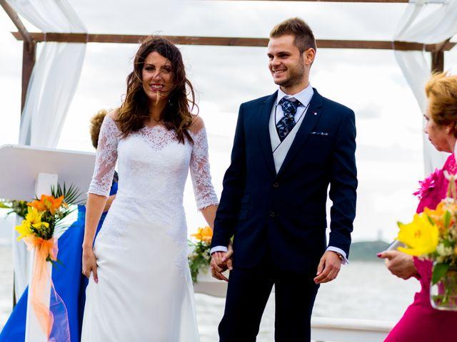 La boda de Marta y Ivan en La Manga Del Mar Menor, Murcia 54