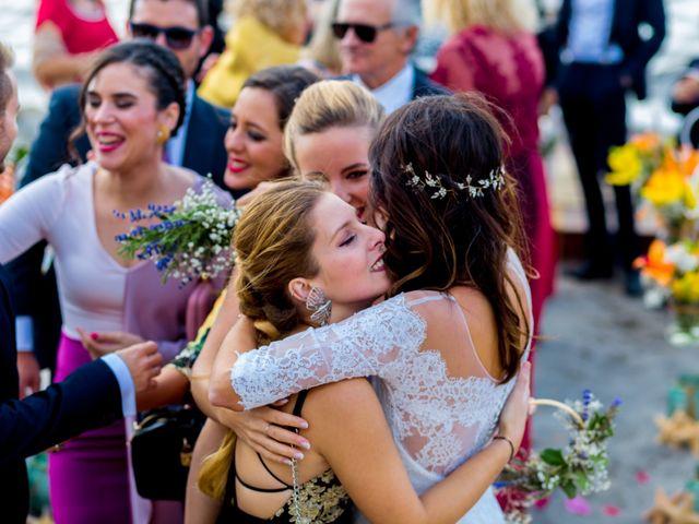 La boda de Marta y Ivan en La Manga Del Mar Menor, Murcia 55
