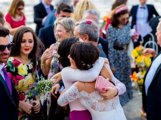 La boda de Marta y Ivan en La Manga Del Mar Menor, Murcia 57