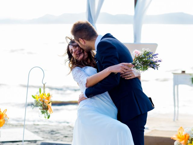 La boda de Marta y Ivan en La Manga Del Mar Menor, Murcia 60