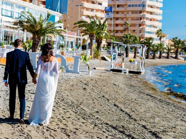 La boda de Marta y Ivan en La Manga Del Mar Menor, Murcia 64