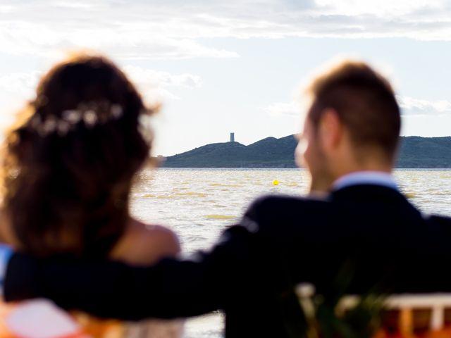 La boda de Marta y Ivan en La Manga Del Mar Menor, Murcia 65