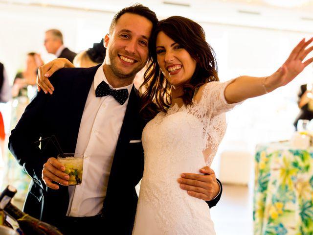 La boda de Marta y Ivan en La Manga Del Mar Menor, Murcia 76
