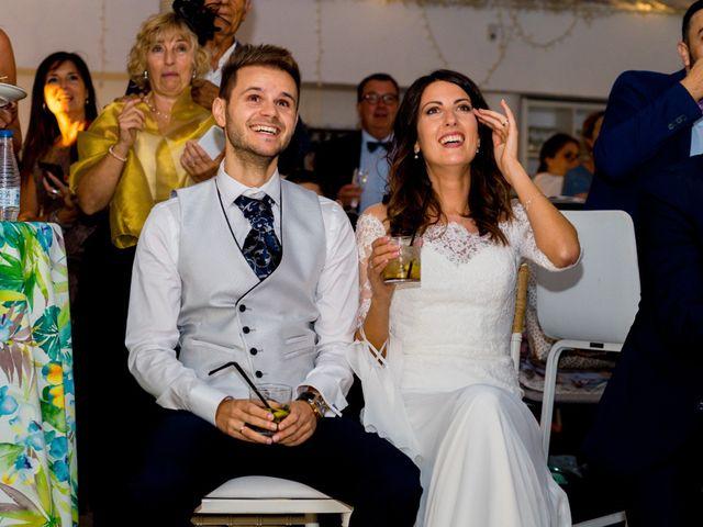 La boda de Marta y Ivan en La Manga Del Mar Menor, Murcia 77