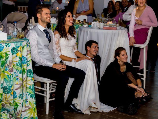 La boda de Marta y Ivan en La Manga Del Mar Menor, Murcia 78