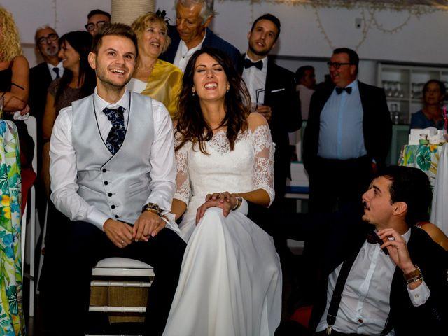 La boda de Marta y Ivan en La Manga Del Mar Menor, Murcia 79