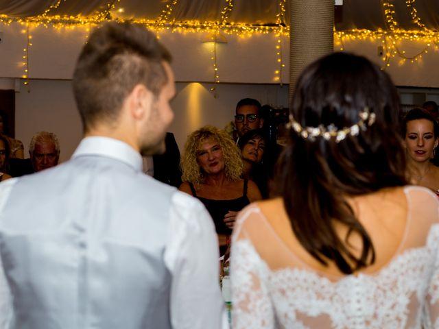 La boda de Marta y Ivan en La Manga Del Mar Menor, Murcia 80