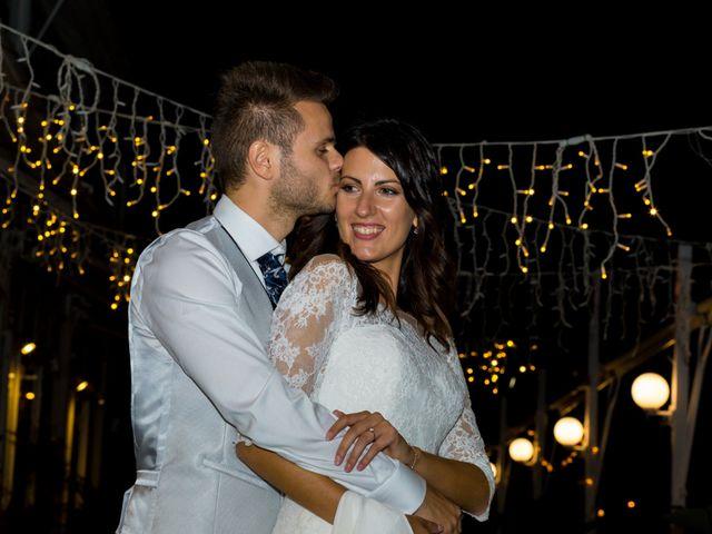 La boda de Marta y Ivan en La Manga Del Mar Menor, Murcia 84
