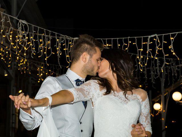 La boda de Marta y Ivan en La Manga Del Mar Menor, Murcia 85