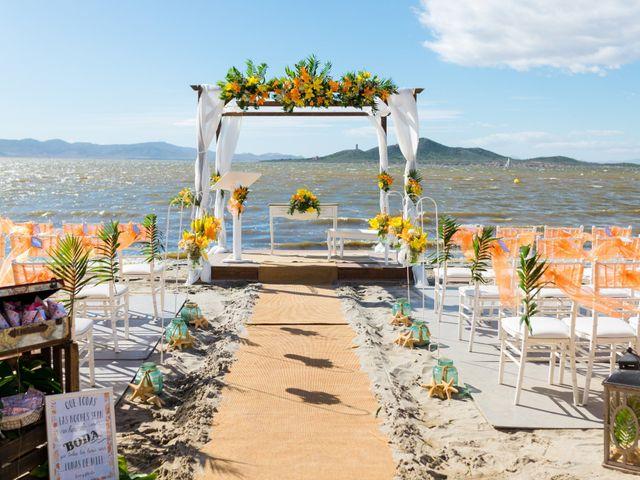 La boda de Marta y Ivan en La Manga Del Mar Menor, Murcia 87