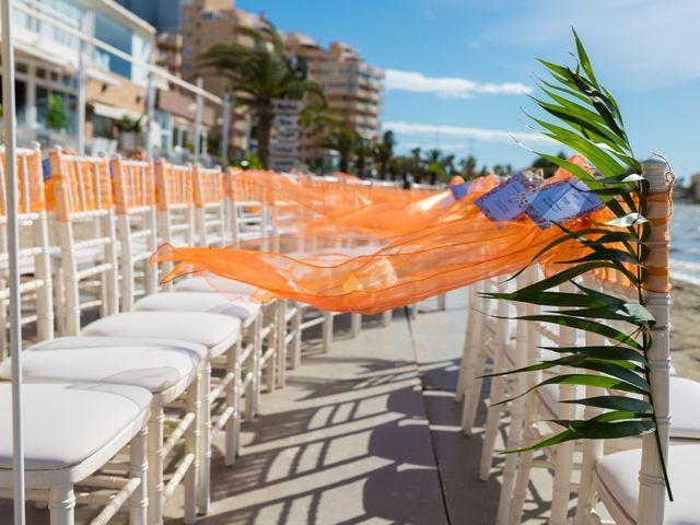 La boda de Marta y Ivan en La Manga Del Mar Menor, Murcia 90