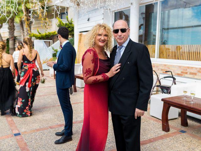 La boda de Marta y Ivan en La Manga Del Mar Menor, Murcia 91