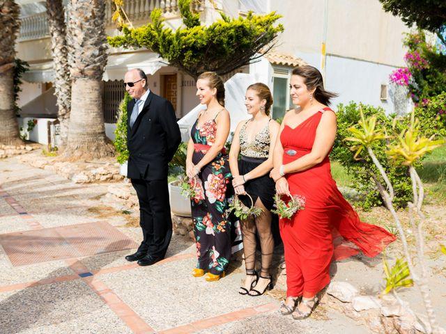 La boda de Marta y Ivan en La Manga Del Mar Menor, Murcia 93