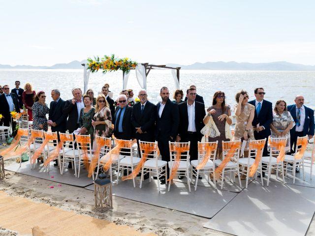 La boda de Marta y Ivan en La Manga Del Mar Menor, Murcia 94