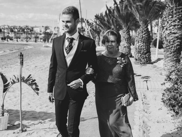 La boda de Marta y Ivan en La Manga Del Mar Menor, Murcia 96