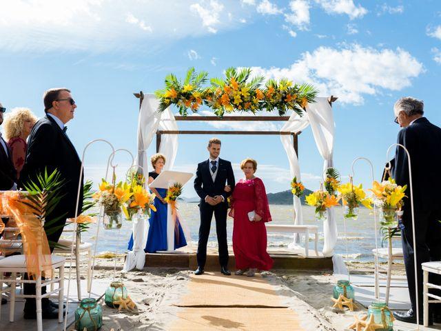 La boda de Marta y Ivan en La Manga Del Mar Menor, Murcia 99