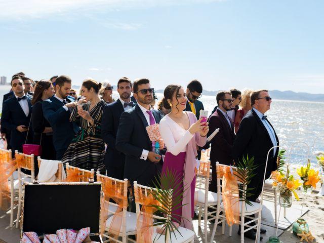 La boda de Marta y Ivan en La Manga Del Mar Menor, Murcia 100