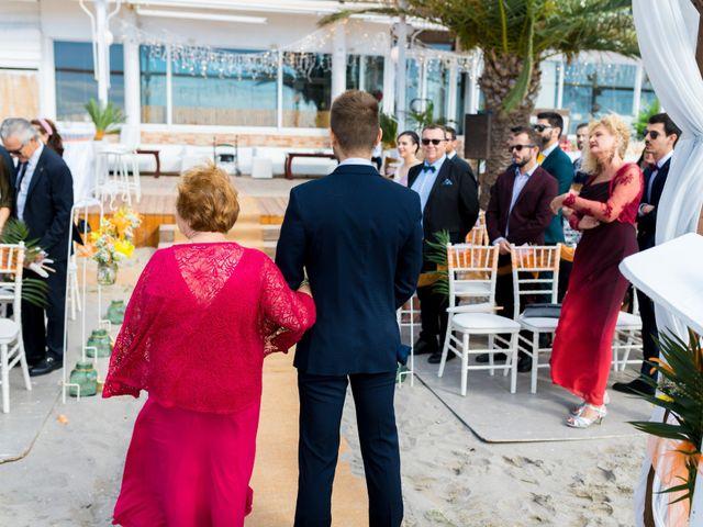 La boda de Marta y Ivan en La Manga Del Mar Menor, Murcia 102