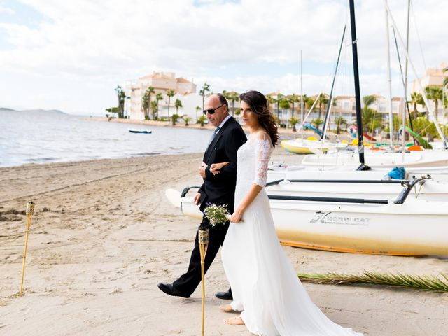 La boda de Marta y Ivan en La Manga Del Mar Menor, Murcia 104