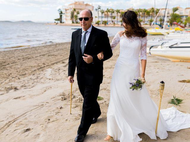 La boda de Marta y Ivan en La Manga Del Mar Menor, Murcia 106