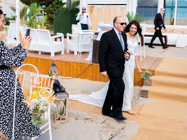 La boda de Marta y Ivan en La Manga Del Mar Menor, Murcia 108
