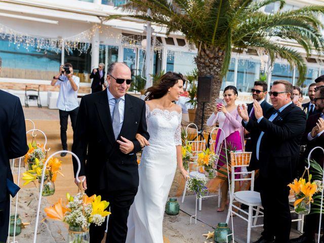 La boda de Marta y Ivan en La Manga Del Mar Menor, Murcia 109