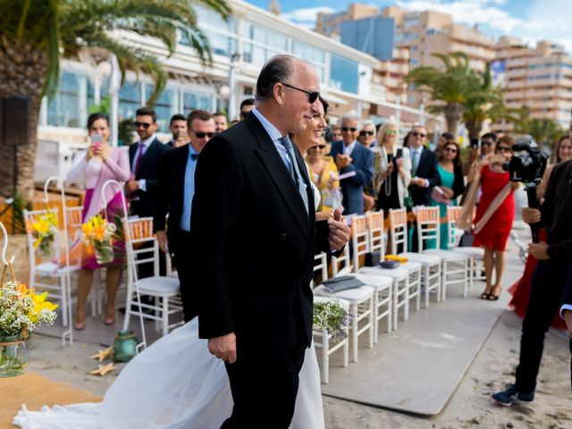 La boda de Marta y Ivan en La Manga Del Mar Menor, Murcia 110