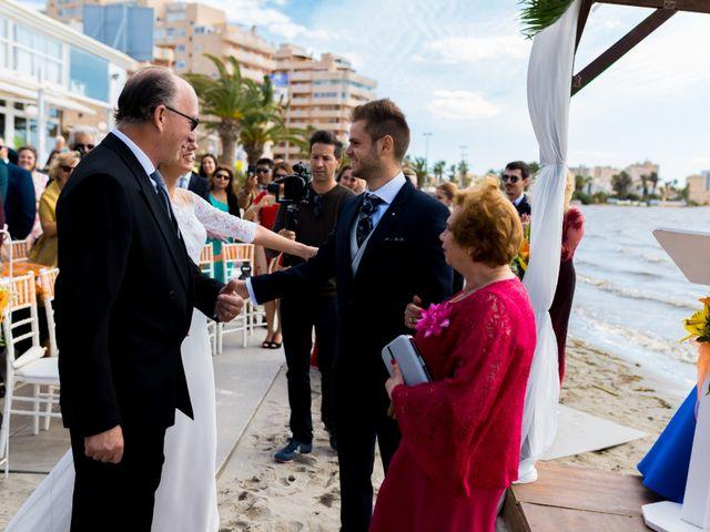La boda de Marta y Ivan en La Manga Del Mar Menor, Murcia 111