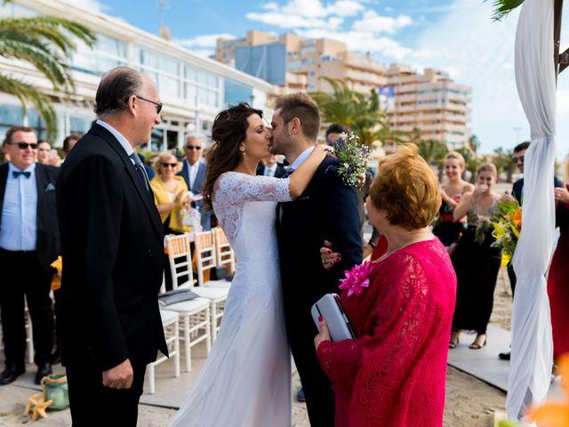 La boda de Marta y Ivan en La Manga Del Mar Menor, Murcia 112