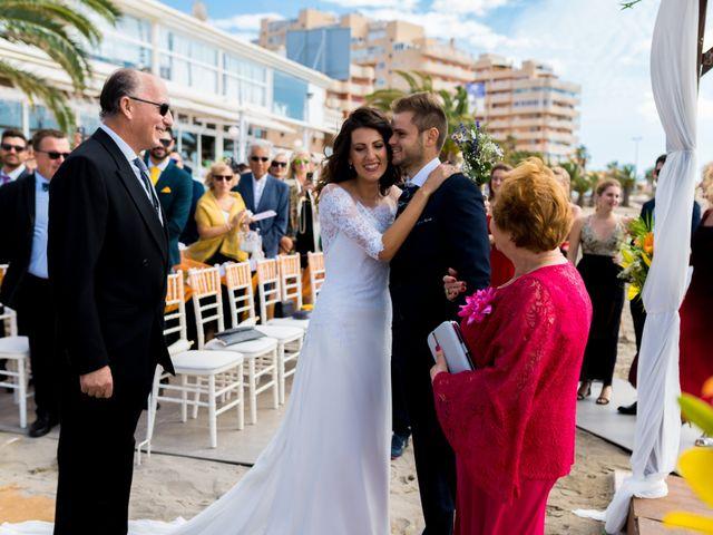 La boda de Marta y Ivan en La Manga Del Mar Menor, Murcia 113