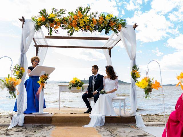 La boda de Marta y Ivan en La Manga Del Mar Menor, Murcia 114