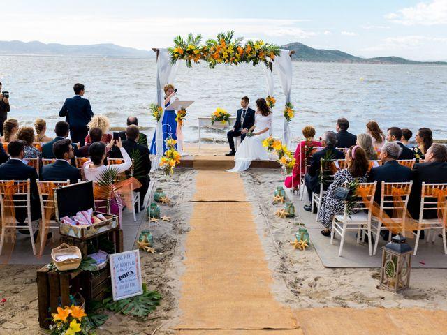La boda de Marta y Ivan en La Manga Del Mar Menor, Murcia 115